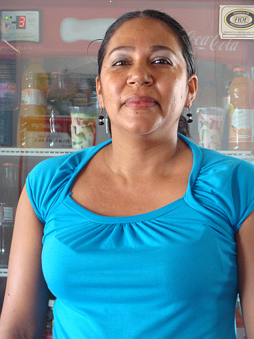 Woman in the Istmo de Tehuantepec