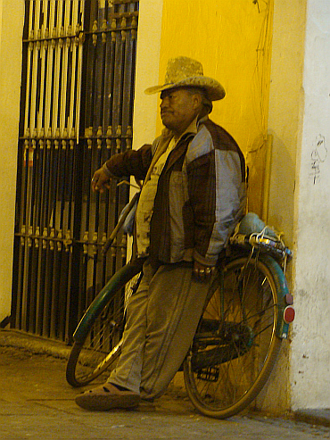 Man in Cholula