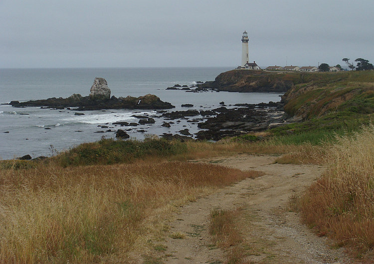 The lighthouse of San Gregorio