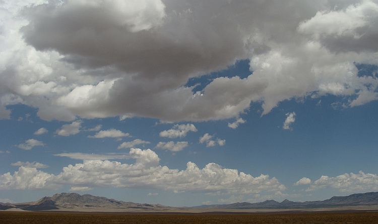 Landscape between Garrison and Cedar City