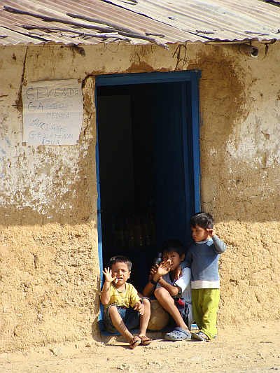 Children in Olmos
