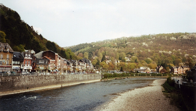 Along the Meuse, Belgium
