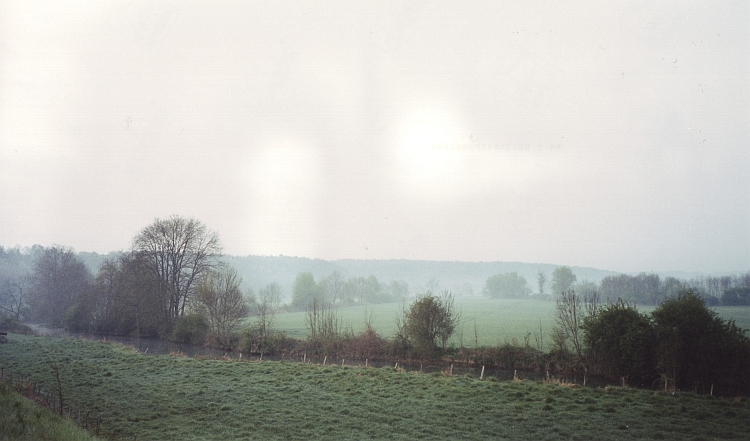 Morning haze, Bourgogne