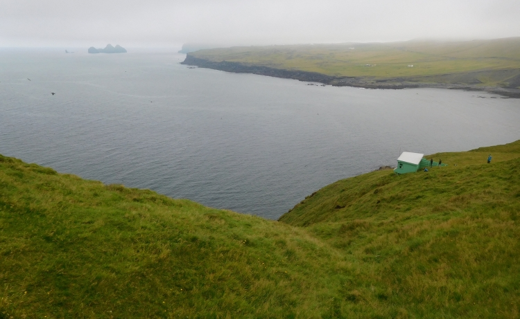 The Vestmannaeyjar Islands