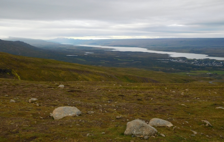 Highlands between Egilsstađir and Seyđisfjörđur