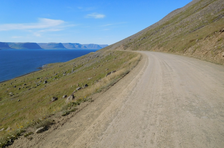 Road 60 and the Arnarfjördur