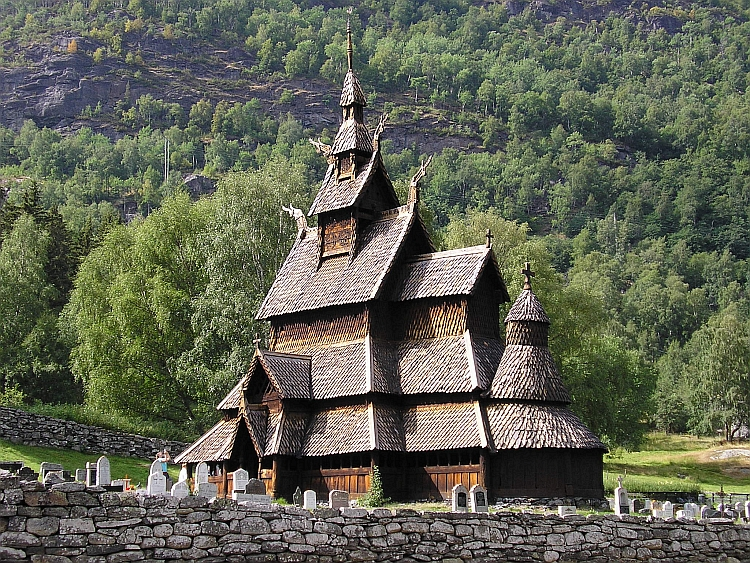 The Stave Church of Borgund