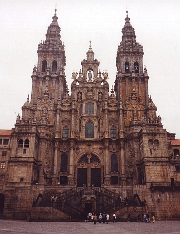 The Cathedral of Santiago
