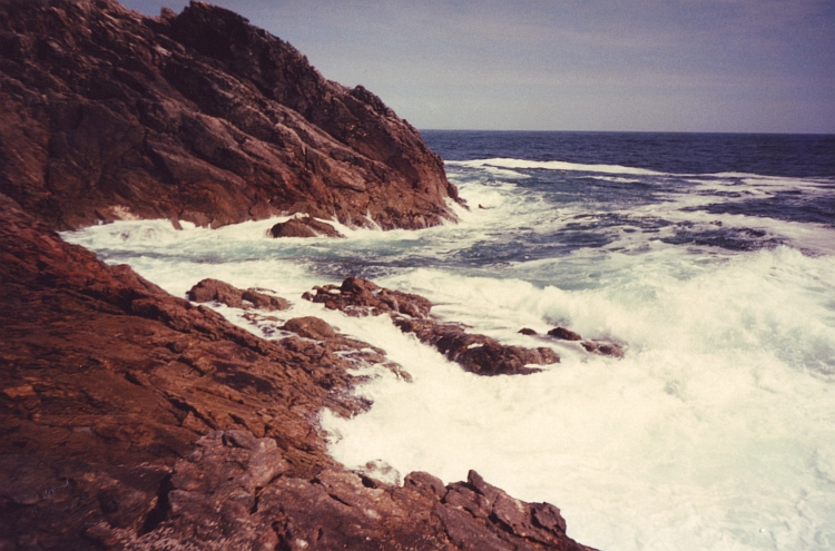 Cape Finisterra: reaching the end of the world
